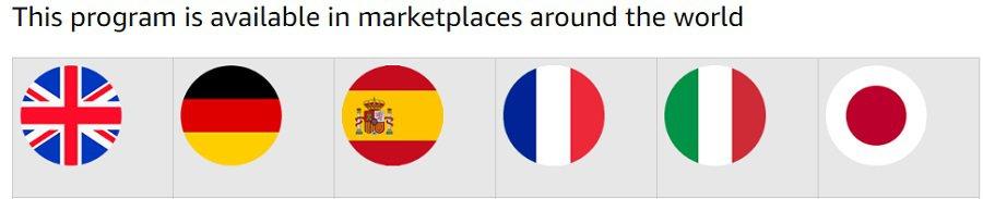 Amazon FBA International Sellers