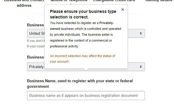 Choosing Type of Amazon FBA Business