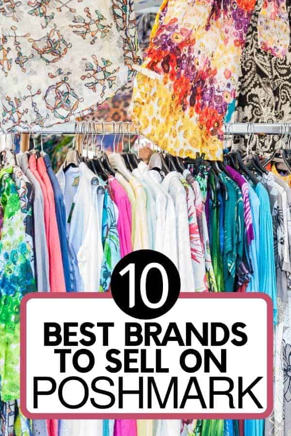 10 Best Brands to Sell on Poshmark