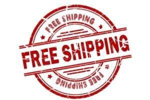 Free Shipping on Ebay