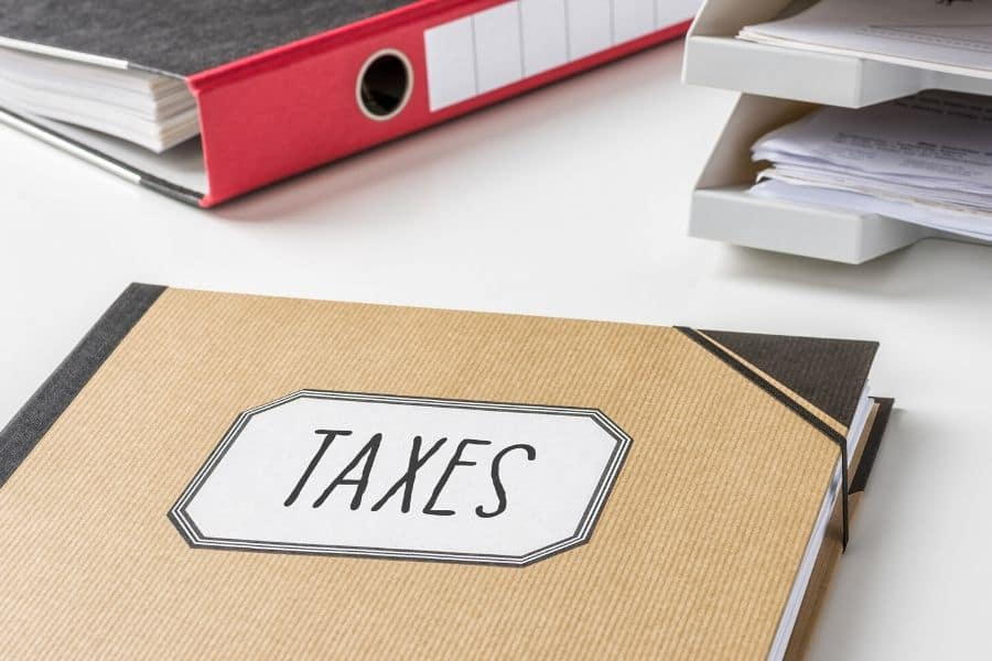Home Business taxes