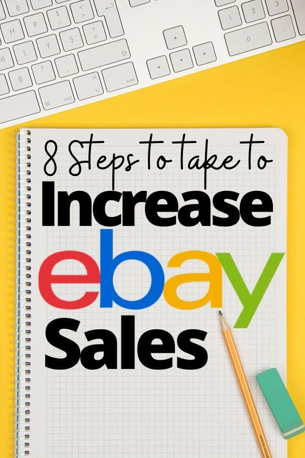How to Increase eBay Sales in 8 Steps