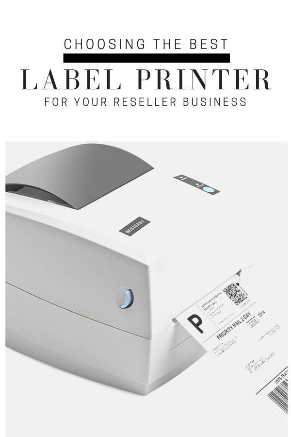 Choosing the Best Label Printer for Ebay & Poshmark